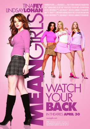 Other poster of Mean Girls