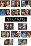 "The Cast of ""Atlantis: The Lost Empire"""